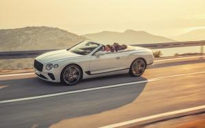 Bentley Continental GT Convertible Mk3