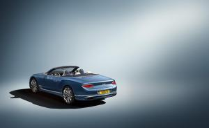 Bentley Continental GT Mulliner Convertible - 2
