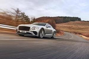 Continental GT Speed - 1
