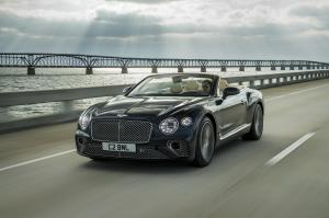 Bentley Continental GT V8 Mk3