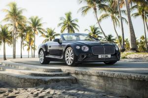 Bentley Continental GT Convertible V8 3