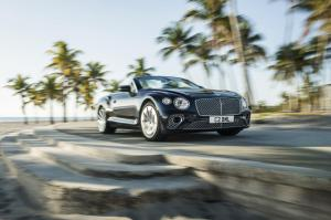Bentley Continental GT Convertible V8 4