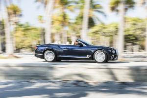 Bentley Continental GT Convertible V8 5