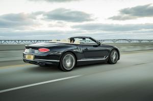 Bentley Continental GT Convertible V8 8