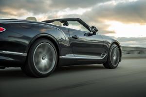 Bentley Continental GT Convertible V8 9