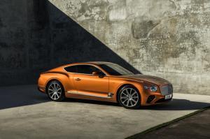 Bentley Continental GT V8 13
