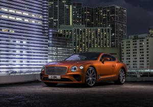 Bentley Continental GT V8 16