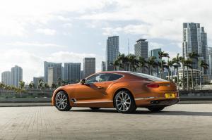 Bentley Continental GT V8 7