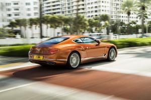 Bentley Continental GT V8 9