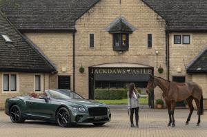 Bentley Continental GT Convertible Equestrian Edition -1 HERO