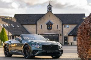 Bentley Continental GT Convertible Equestrian Edition -2
