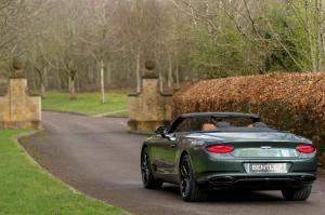 Bentley Continental GT Convertible Equestrian Edition -3