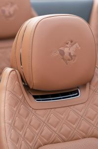 Bentley Continental GT Convertible Equestrian Edition -7