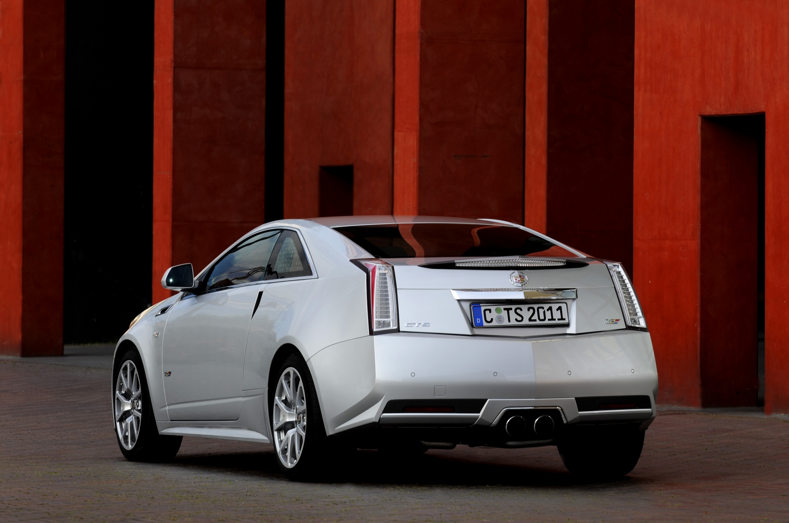 002  cadillac cts-v coupe
