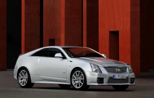 001  cadillac cts-v coupe
