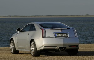 004  cadillac cts-v coupe