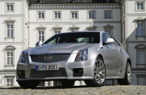 007  cadillac cts-v coupe