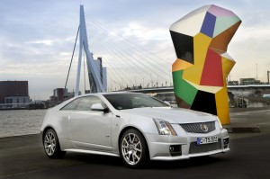 008  cadillac cts-v coupe