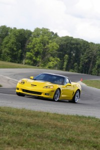 Chevrolet Corvette C6 ZR-1