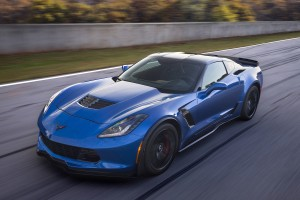 Chevrolet Corvette C7 Stingray Z06