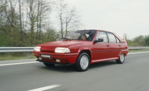 Citroën BX GTI 16 Soupapes
