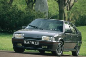 Citroën BX GTI 16 Soupapes Phase 2