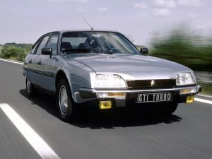 Citroën CX 25 GTI Turbo