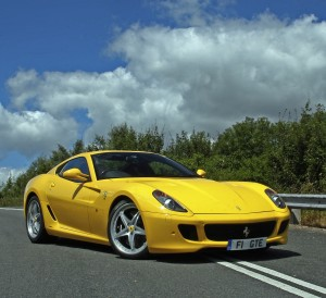 Ferrari 599 HGTE Package