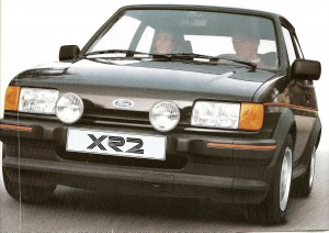Ford Fiesta XR2 Phase 2