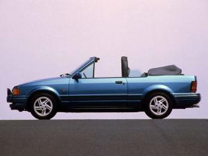 Ford Escort XR3i Cabriolet Phase 2