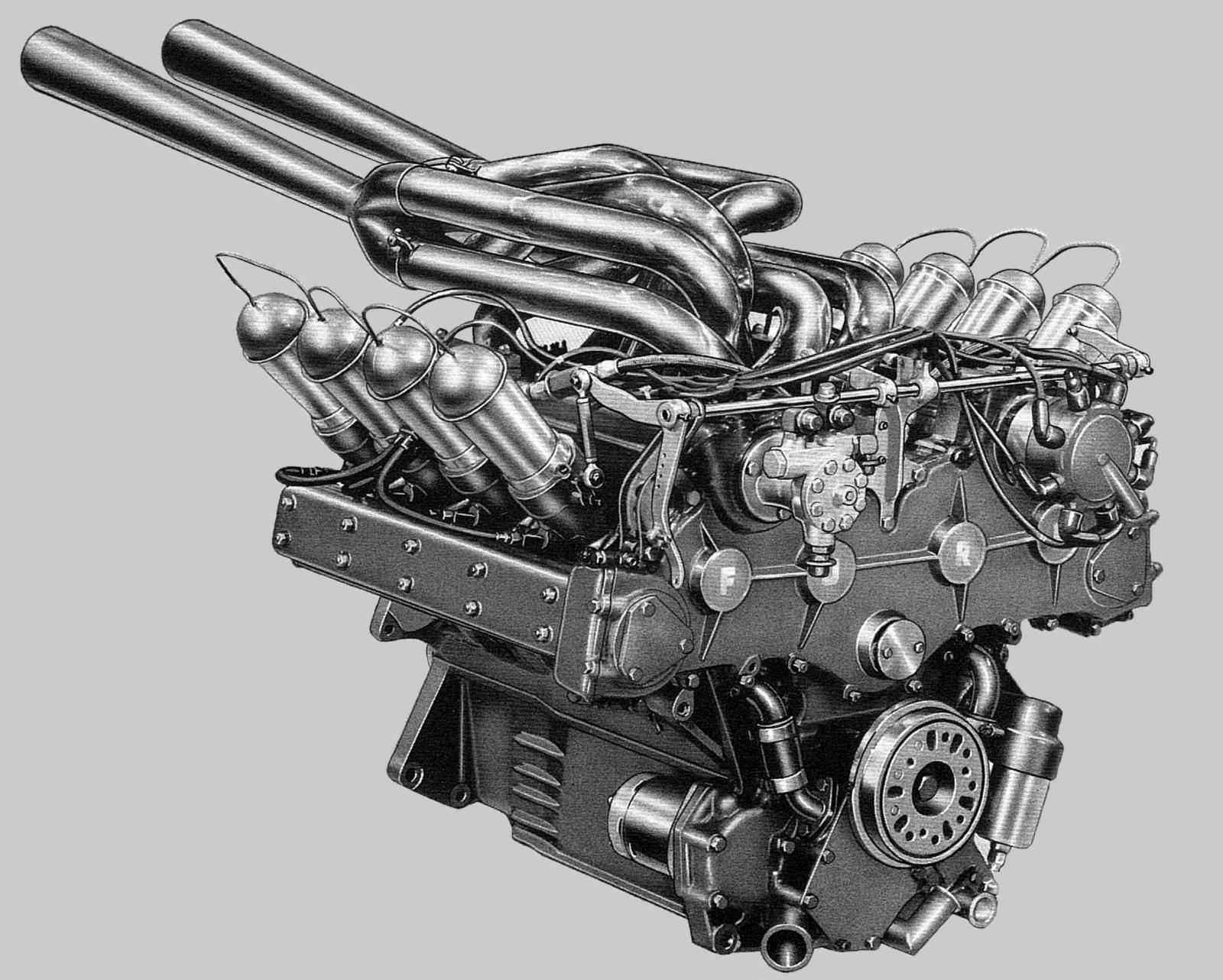 289 ci V8 Ford