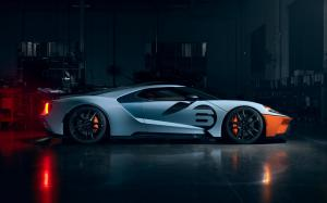 Ford GT Mk3 Heritage Edition 2020
