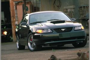 Ford Mustang 4 Bullit SN-95
