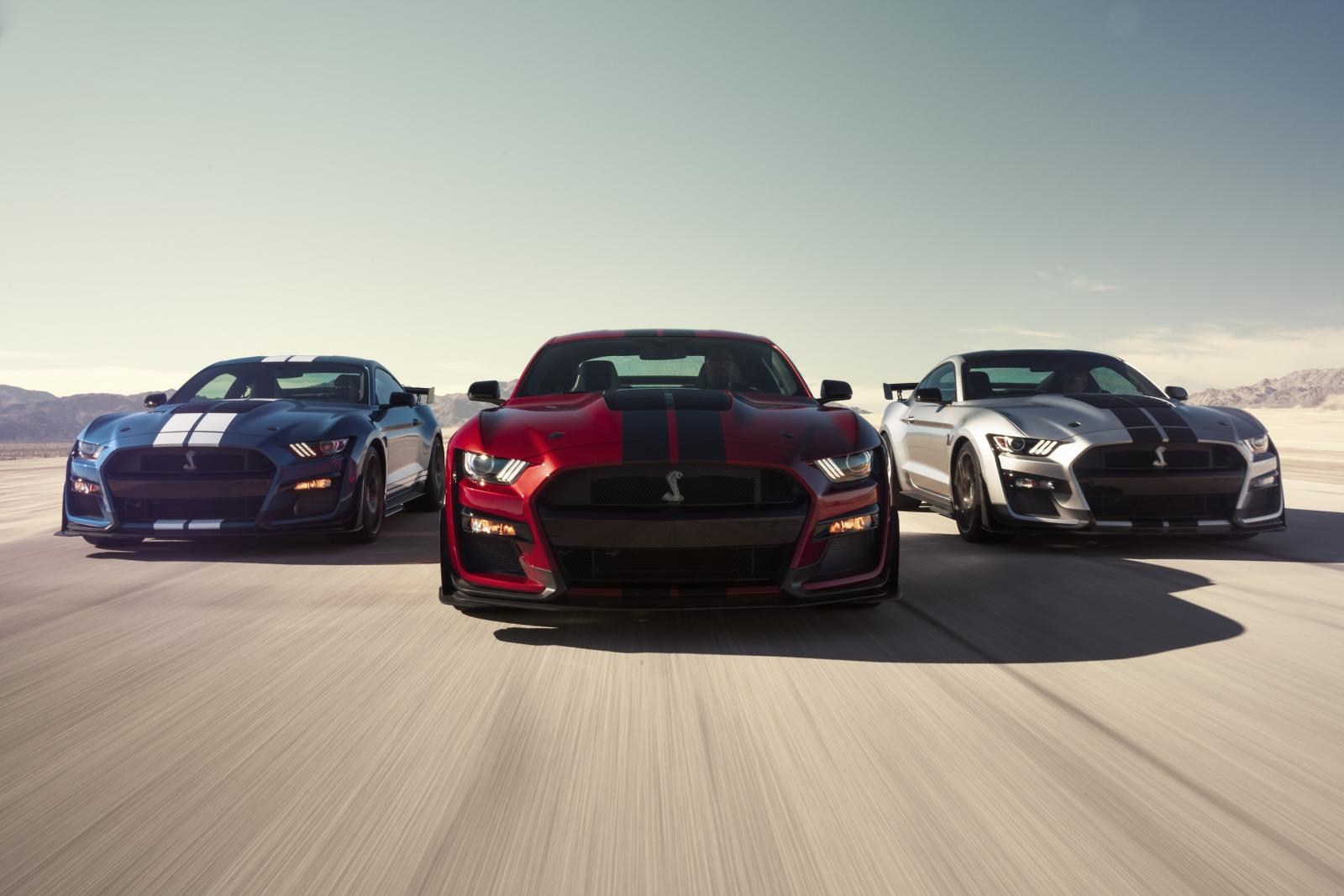 Ford Mustang Shelby GT500 (1)