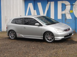 Honda Civic Type R EP3