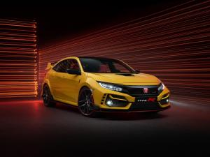 Honda Civic Type R Limited Edition FK8
