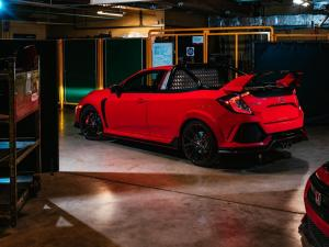 Honda Civic Type R Pick Up Concept