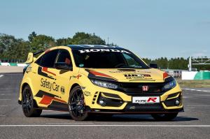 303937 Honda Civic Type R Limited Edition is the 2020 WTCR Official Safety Car