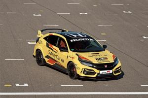 303940 Honda Civic Type R Limited Edition is the 2020 WTCR Official Safety Car