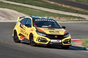 303944 Honda Civic Type R Limited Edition is the 2020 WTCR Official Safety Car