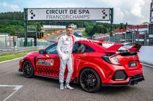 Honda Civic Type R Type R Challenge 2018 Spa