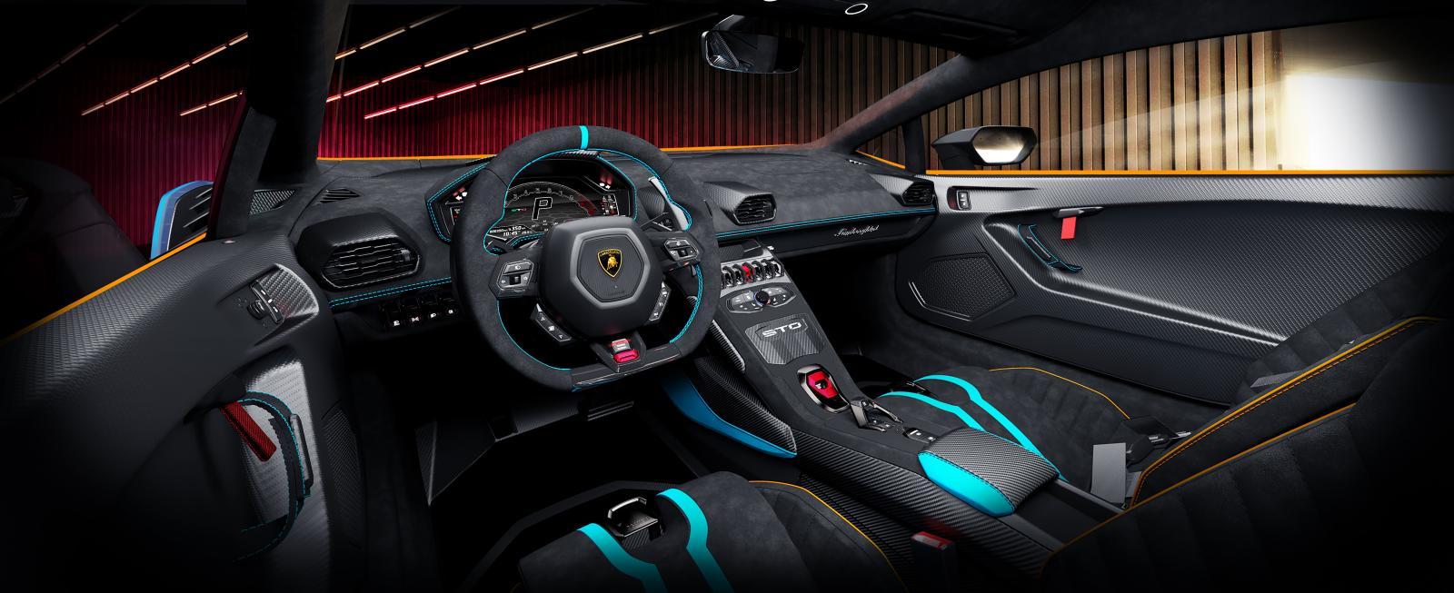 Lamborghini Huracán STO-1