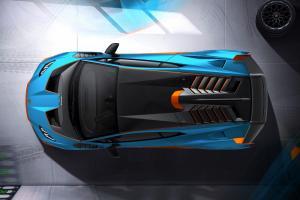 Lamborghini Huracán STO-10