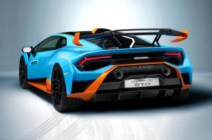 Lamborghini Huracán STO-13
