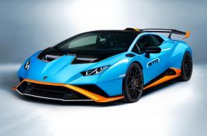 Lamborghini Huracán STO-14
