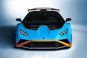 Lamborghini Huracán STO-16