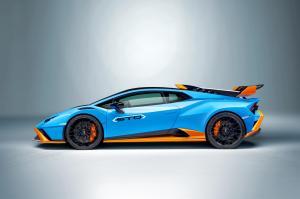 Lamborghini Huracán STO-17