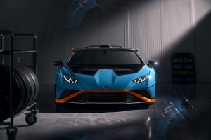 Lamborghini Huracán STO-2
