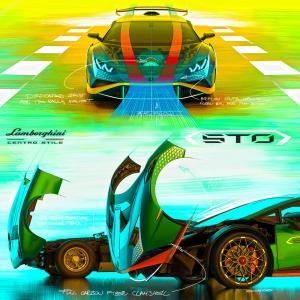 Lamborghini Huracán STO-20