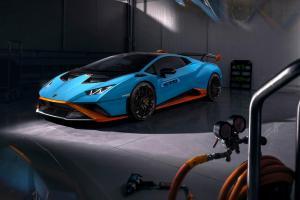 Lamborghini Huracán STO-3